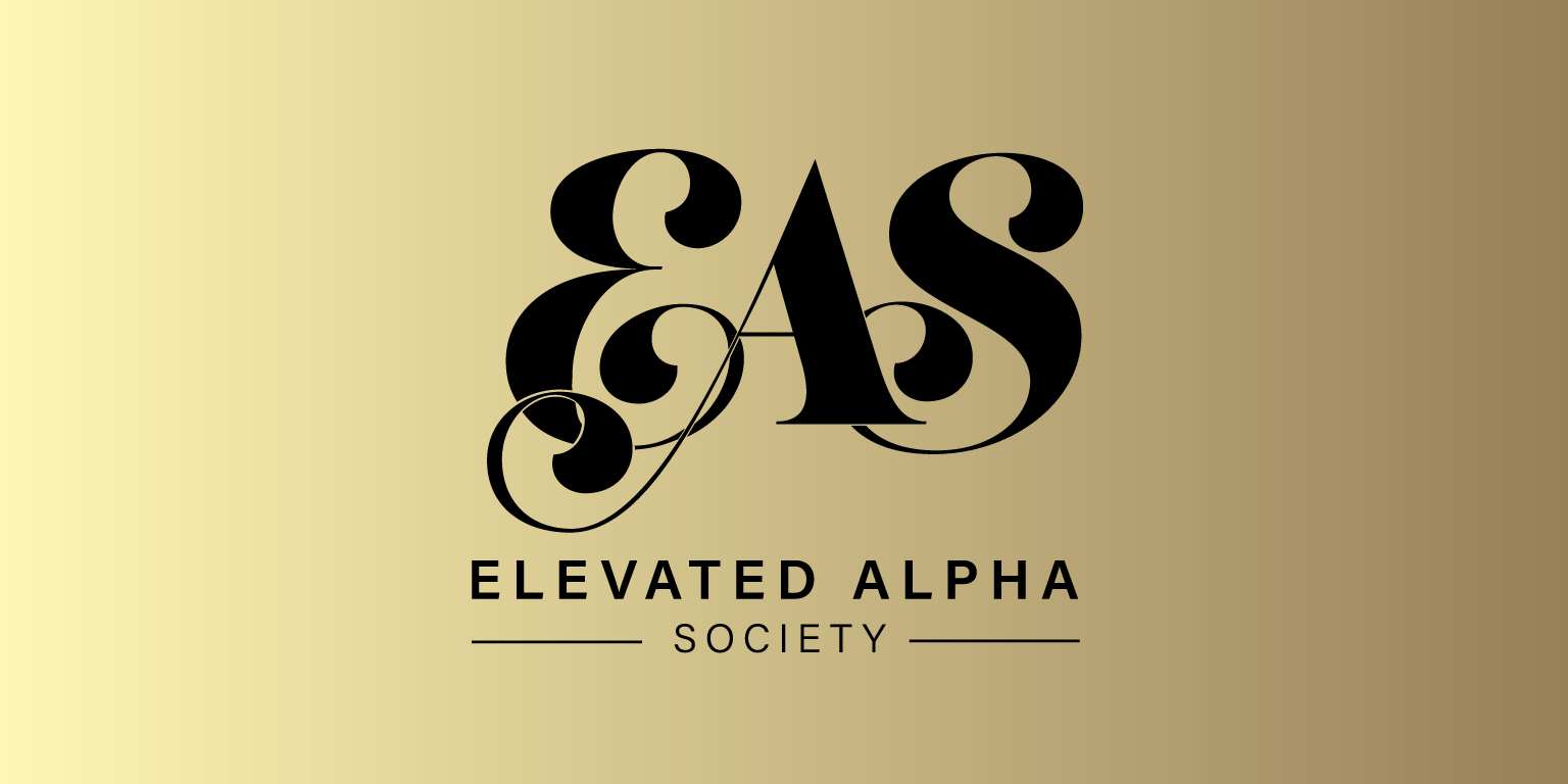 Elevated Alpha Society Logo